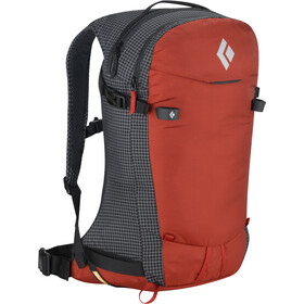 Black Diamond Dawn Patrol 25 Sac à dos, Deep Torch-Black